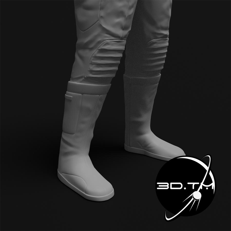 rd009.jpg Download STL file Starman Space Suit (SpaceX Crew) • Design to 3D print, tmatosc