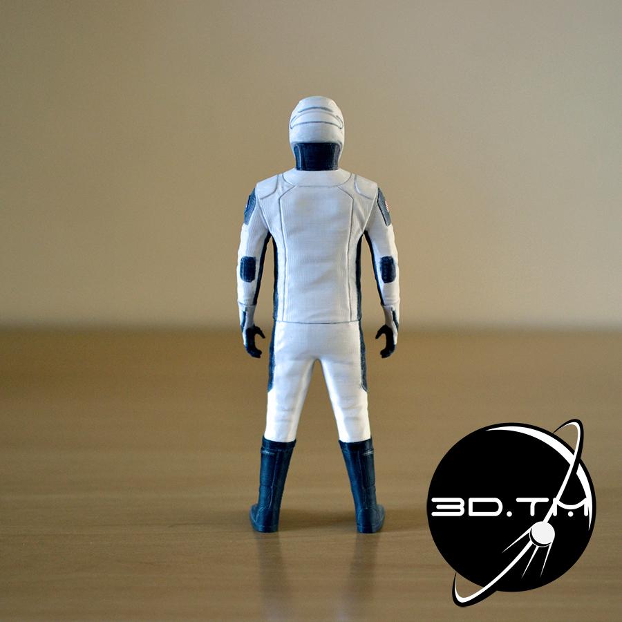 0009.jpg Download STL file Starman Space Suit (SpaceX Crew) • Design to 3D print, tmatosc