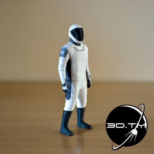 0006.jpg Download STL file Starman Space Suit (SpaceX Crew) • Design to 3D print, tmatosc