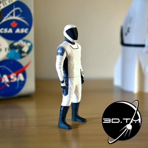 0003.jpg Download STL file Starman Space Suit (SpaceX Crew) • Design to 3D print, tmatosc