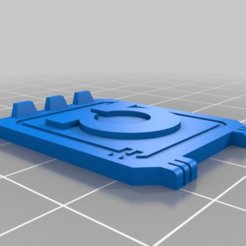 Descargar Modelos 3D para imprimir gratis Puertas de tanque de 40k Pequeño (Tamaño original), alphaflight83