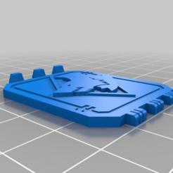 Descargar archivos 3D gratis Puertas de tanque de 40k grandes, alphaflight83