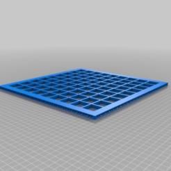 Descargar modelo 3D gratis Área de Batalla Necro - Bases, alphaflight83