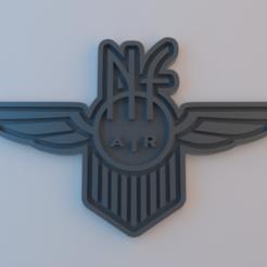 Download free 3D printing models The Night Flight Orchestra - NFO Air, alphaflight83