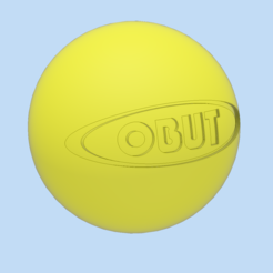 Download STL file Piglet petanque OBUT • 3D printable object, dcrudo6