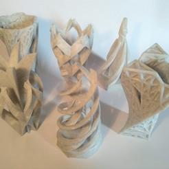 Download free 3D printer templates Fun towers, Alwyn