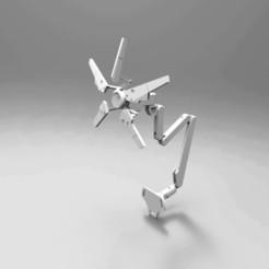 Descargar archivos 3D Modelo de impresión en 3D de Odradek Death Stranding, cosmo12586