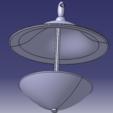 Download free STL file water trough for birds / abreuvoir pour oiseaux • 3D printing object, Neylips
