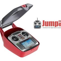 T16_Carry_Case_v2_-_kopie.JPG Télécharger fichier STL gratuit Mallette de transport du Jumper T16 • Design pour imprimante 3D, bopiloot