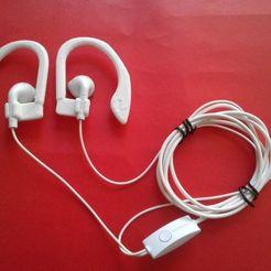 earmuff.jpg Télécharger fichier STL gratuit Casque antibruit pour écouteur • Objet pour imprimante 3D, claudiopereyra76