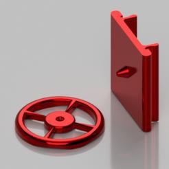 Download 3D print files vibration damper for Ender Printer, wowo3D