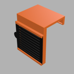 "Download 3D printer templates ""Sylender"" noice reduction for Ender 3  power supply Vans , wowo3D"