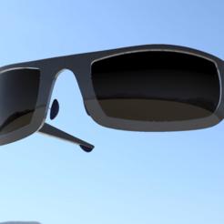 Download 3D printer files sunglasses, wowo3D