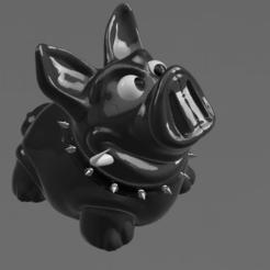 Télécharger plan imprimante 3D gatuit Gros Garçon, wowo3D