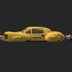 Space Taxi Render2.png Download STL file Space-Taxi • 3D printable model, wowo3D