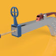 Download 3D printing designs Arrow Gun, wowo3D