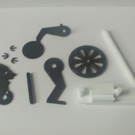 Download 3D printer files Bicycle Clown , wowo3D