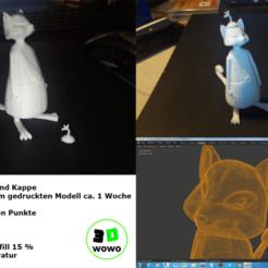 Impresiones 3D Findus, wowo3D