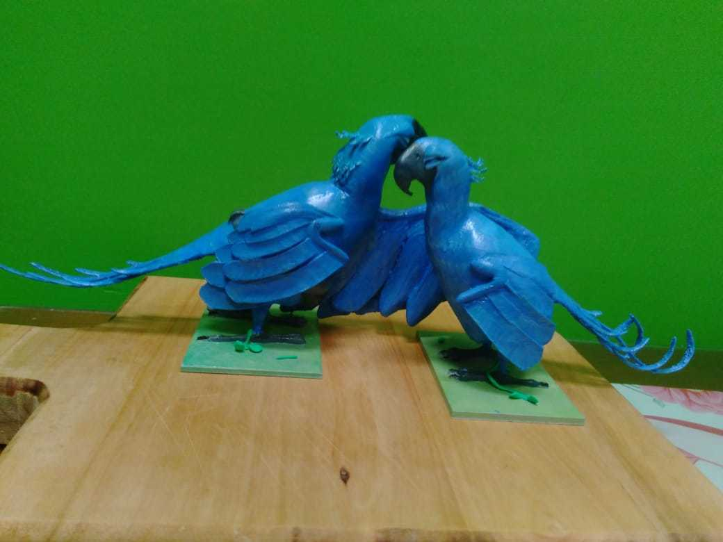 WhatsApp Image 2020-06-10 at 2.11.10 PM.jpeg Download free OBJ file Pearl and Blu from RIO • 3D printer object, pipemontoya1999