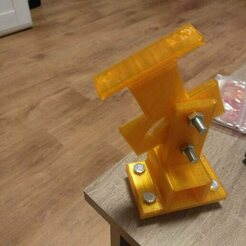 IMG_20200331_222819.jpg Download STL file photovoltaic panel holder • 3D printable object, burdeljaroslav