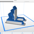 Download free 3D printer files Phone Stand for desks and chargers!, rafatorgar