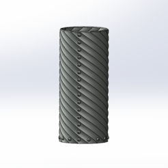 Captura.PNG Download STL file ROMAN VASE 1 • 3D printing object, Oducia3D