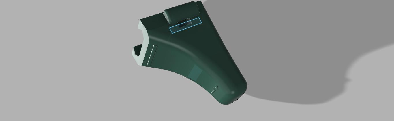 handstop.png Télécharger fichier STL gratuit QD airsoft hand stop • Objet imprimable en 3D, jay_jay_ski