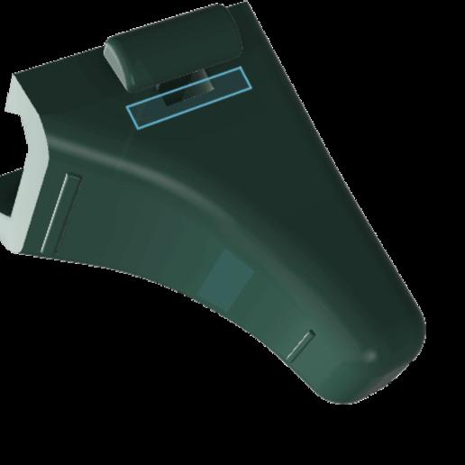 Download free 3D printing models QD airsoft hand stop, jay_jay_ski
