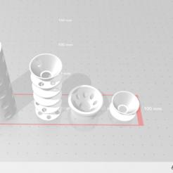 104a.PNG Télécharger fichier STL Suppresseur d'airsoft, pas de support • Plan imprimable en 3D, jay_jay_ski