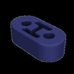 exhaust mount.png Download STL file exhaust mount bush 40mm • 3D printer model, jay_jay_ski