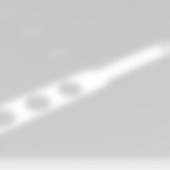 mixing stick.stl Télécharger fichier STL gratuit bâton de mélange de peinture • Design imprimable en 3D, jay_jay_ski