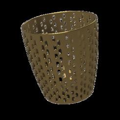 pot v2.png Télécharger fichier STL Pot d'orchidée v2 • Modèle pour impression 3D, jay_jay_ski
