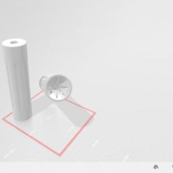 Download 3D printing models 150mm airsoft suppressor, jay_jay_ski