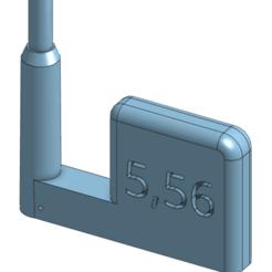 Download 3D printer model Gun Safety Flag, DU4
