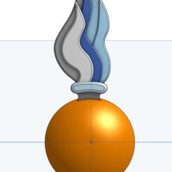 Captura de pantalla 2020-06-29 a las 18.07.44.png Download STL file Artillery Shield • 3D print design, DU4