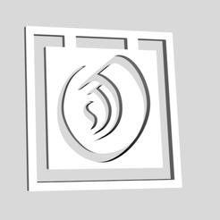 Descargar STL Marcadores del alfabeto Letra O, chantellex