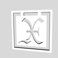 Screen Shot 2019-12-22 at 8.08.27 PM.png Télécharger fichier STL Signets de l'alphabet Monogramme Lettre X • Design pour impression 3D, chantellex