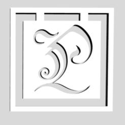 Descargar modelos 3D para imprimir Marcadores del alfabeto Letra P, chantellex