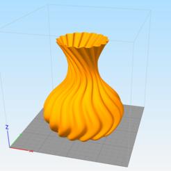 vase1 v2 2.PNG Télécharger fichier STL gratuit Vase décoratif • Design à imprimer en 3D, Lulla