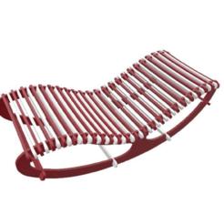 Télécharger fichier imprimante 3D gratuit Chaise longue à bascule, FraGar