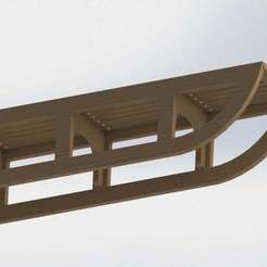 Download free 3D model Sled, FraGar
