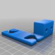 Download free 3D printer designs Charger/cord holder, FraGar