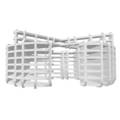 Télécharger modèle 3D gratuit ALien LAmp, FraGar