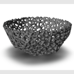Download 3D printing designs DOme Voro, FraGar