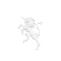 3a719377fd7f29822878e83460fed744.png Download STL file Unicorn • Template to 3D print, FraGar