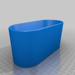 BathTub_Twirly__01.png Télécharger fichier STL Baignoire_Twirly_V1 • Modèle pour impression 3D, FraGar