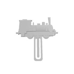 5009ef61f67884b9fb3996b23a3d764a.png Télécharger fichier STL Signet_du_train • Objet à imprimer en 3D, FraGar