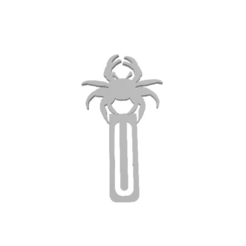 Download 3D printer designs Crabby Bookmark, FraGar