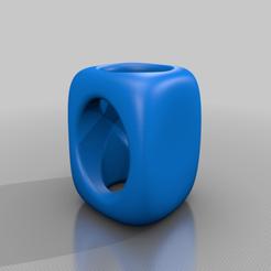 4_Sided_Chair_v1.png Télécharger fichier STL 4_Chaise_latérale v1 • Design à imprimer en 3D, FraGar