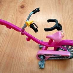 IMG_20170310_153228_HDR.jpg Download free STL file Barbie Babie holder on the seat • 3D printing object, FraGar